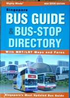 Singapore Bus Guide & Bus-Stop Directory
